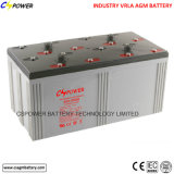 batteria profonda del ciclo di 2V 3000ah per vento/sistema solare