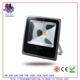 Ce&RoHS Approved Outdoor 30W LED COB Flood Light