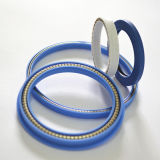 Hydraulic를 위한 유리 섬유 Filled PTFE Spring Energized Seals