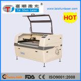 Máquina de estaca preciosa do laser do couro da camurça de Hogskin do Calfskin