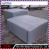 Alambre Soldado Construcción Ampliado del Acero Inoxidable 6X6 del Metal Que Refuerza el Acoplamiento Concreto