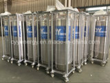 175L Industrial Cryogenic Liquid Oxygen Nitrogen Argon Insulation Dewar Cylinder