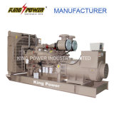 L'India Cummins Engine per il gruppo elettrogeno diesel 1200kw con il certificato del Ce