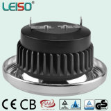 세륨과 RoHS Certificate를 가진 15W Scob AR111 G53 Light
