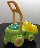 Passeio das crianças no carro do brinquedo