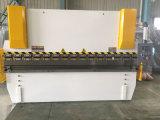 Гибочная машина листа металла тормоза 2.5mm давления цены 4m оптовика