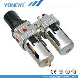 Filtro da combinação do filtro de ar da série Yac1010-5010 (combinação de FRL)