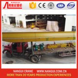 Good Priceの高品質Widely Used Single Girder Warehouse 5 Ton Bridge Crane