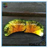 Moda polarizadas lente de repuesto para gafas de sol de marca