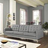 Conjunto casero del sofá de la tela de Seater de los muebles 3