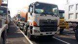 Hino 8X4 Mixer Truck mit 12 Cubic Tank