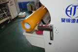 중국 공장에서 전기로 전도성 거품 절단 저미는 기계