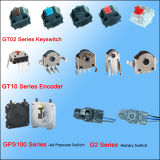 OEM & ODM Sealed Mini Micro Switch con Solder Terminals