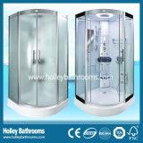 Sector multifuncional cuarto de ducha con puerta de vidrio esmerilado (SR116C)