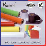 Het flexibele Kleurrijke Zelfklevende RubberBroodje van de Magneet van de Koelkast voor Verkoop