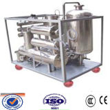 High Vacuum Coconut Virgin Oil Purifier/Coconut Oil Filtration System