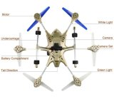 3176097 - 2.0MP HD CameraのSix Axis Gyro RTF RC Fpv Hexacopter Droneとの4.5CH