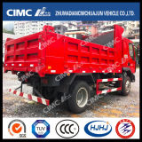 Dflz 4*2の軽量ダンプトラック(容量10-15トンのとおよび150HP)