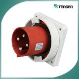 Plot de qualité/fiche industriels IP67 4p 125A
