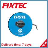 Fita de medição da fibra de vidro redonda longa de Fixtec