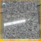 Bancada branca do granito da onda do pulverizador relativo à promoção