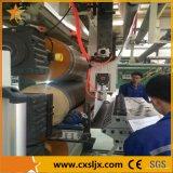 Ligne de marbre d'imitation d'extrusion de panneau de PVC de technologie neuve