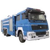 20m3 탱크의 직업적인 공급 Volvo 소방차 거품 물 포격전 트럭