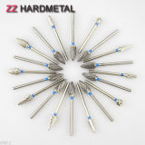 Hartmetall rundes Burs