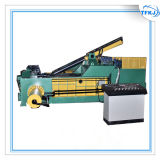 Máquina de empacotamento da sucata hidráulica automática do ferro do metal T81f-1600
