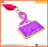 Oro Zinc Alloy 5k Running Finisher Award Medal (JINJU16-027)
