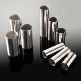 Tubo rotondo dell'acciaio inossidabile di qualità 304 per la maniglia di portello della stanza