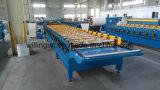 Rodillo trapezoidal de la azotea del metal de acero de la alta calidad que forma la máquina