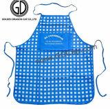 Vente en gros Nouveau Customized 100% coton Checked Printing Kitchen Apron