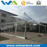 barraca de tipo misto transparente de 10X10m para o evento ao ar livre