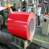 Bobina de acero PPGI del color