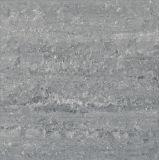 Cor cinzenta para a venda quente dobro da telha de assoalho da porcelana do carregamento