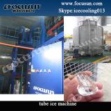 Máquina de gelo 1t do tubo, 2t, 3t, 5t, 10t, 15t, 20t, 25t, 30t