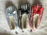 ثلاثة لون نساء شتاء أحذية