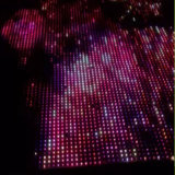 Nuovo Arrival 50X50cm Portable Infinite LED Dance Floor