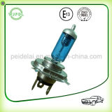 Éclairage 12V ou 24V H4 or halogène avec verre Schott