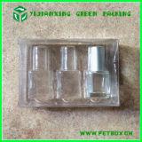 Упаковывать волдыря Clamshell PVC пластмассы ясный