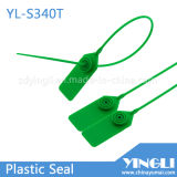 Metallo inserito guarnizione del recipiente di plastica che chiude strato a chiave (YL-S340T)