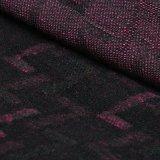 Tessuto di cotone viscoso dello Spandex del poliestere della ratiera per i pantaloni