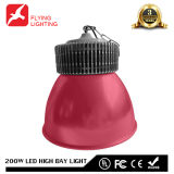 200WはAC駆動機構LED保証5年のの高い湾ライトを指示する