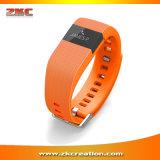 Da parte alta esperta do bracelete da frequência cardíaca solução dinâmica de Hrm
