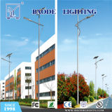 11m Double Arm Galvanized Round /Conical Street Lighting 폴란드 (BDP-11)