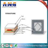 Tag de papel da etiqueta dos Tag RFID de NFC com Samsung Tectiles compatível