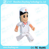 Mujer Linda doctor 8 GB Flash Drive para el Hospital de regalo (ZYF1837)