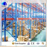 Вешалка паллета пакгауза хранения регулируемая стальная (PR001)