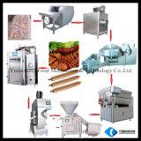 As máquinas para fazem salsichas